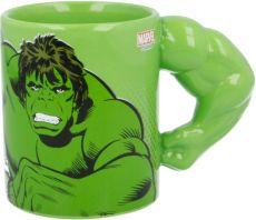 Marvel 3D Hrnek Hulk