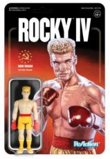 Rocky 4 ReAction Akční Figure Ivan Drago 10 cm