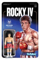 Rocky 4 ReAction Akční Figure Rocky 10 cm