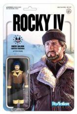 Rocky 4 ReAction Akční Figure Rocky (Winter Training) 10 cm