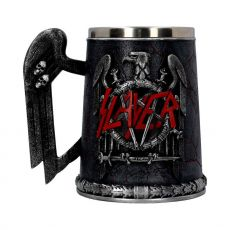 Slayer Tankard Eagle Logo