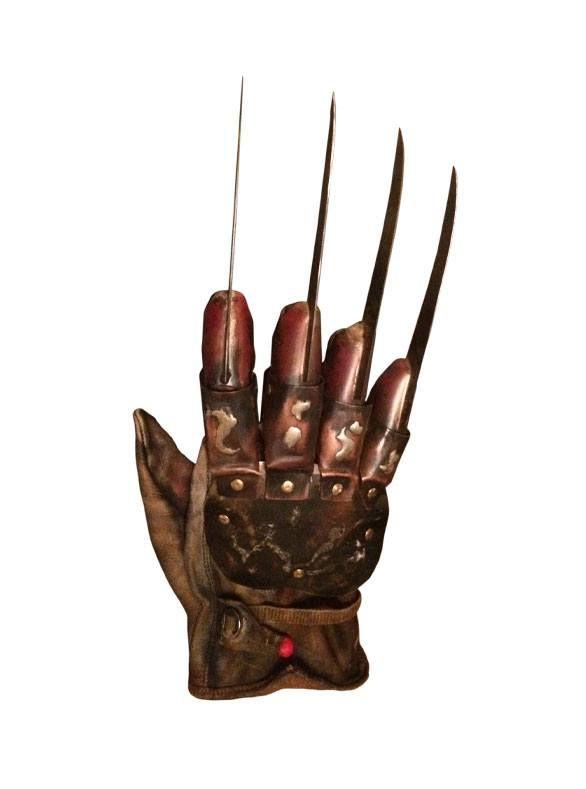 A Nightmare on Elm Street 4: The Dream Master Replika 1/1 Freddy's Glove Trick Or Treat Studios
