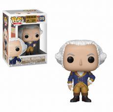 American History POP! Icons vinylová Figure George Washington 9 cm