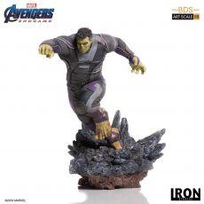 Avengers: Endgame BDS Art Scale Soška 1/10 Hulk 22 cm