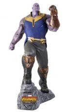 Avengers Infinity War Životní Velikost Soška Thanos 280 cm