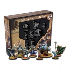 Critical Role Miniatures 8-pack Vox Machina Anglická Verze