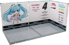 Dioramansion 150 Decorative Parts for Nendoroid and Figma Figures Racing Miku 2019 (Pit E)