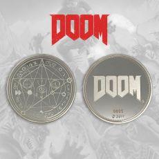 Doom Collectable Coin Logo