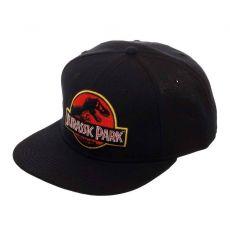Jurassic Park Snapback Kšiltovka Logo Black