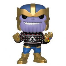 Marvel Holiday POP! Marvel vinylová Figure Thanos 9 cm