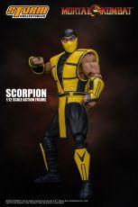 Mortal Kombat Akční Figure 1/12 Scorpion 16 cm