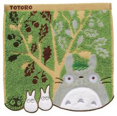 My Neighbor Totoro Mini Ručník Acorn Tree 25 x 25 cm