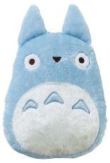 My Neighbor Totoro Plyšák Polštářek Blue Totoro 33 x 29 cm