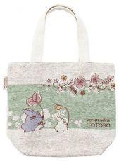 My Neighbor Totoro Tote Bag Botanical Garden