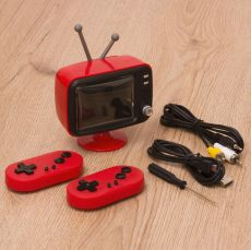 ORB Retro Console Mini TV 300in1