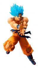 Dragon Ball Ichibansho PVC Soška Super Saiyan God Super Saiyan Son Goku 16 cm