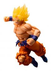 Dragon Ball Ichibansho PVC Soška Super Saiyan Son Goku 93' 16 cm