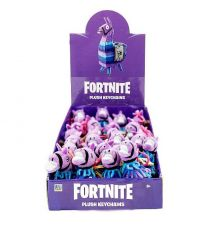 Fortnite Plyšák Hangers 7 cm Display Llama (18)