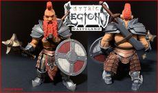 Mythic Legions: Wasteland Akční Figurka Torgun Redfin 15 cm