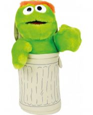 Sesame Street Plyšák Figure Oscar the Grouch 20 cm