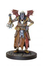 D&D Collectors Series Miniatures Unpainted Miniature Descent into Avernus Mad Maggie