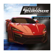 Fast & Furious Kalendář 2020