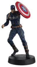Marvel Movie Kolekce 1/16 Captain America 14 cm