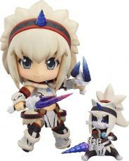 Monster Hunter 4 Nendoroid PVC Akční Figure Hunter: Female Kirin Edition 10 cm