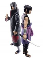 Naruto Shippuden Akční Figure Set Sasuke vs. Itachi 2018 SDCC Exclusive 10 cm