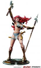 Red Sonja Soška Red Sonja 45th Anniversary by Frank Thorne 32 cm