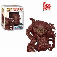 Stranger Things Super Sized POP! TV vinylová Figure Monster 15 cm