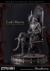 Bloodborne The Old Hunters Soška 1/4 Lady Maria of the Astral Clocktower P1S Exclusive 50 cm
