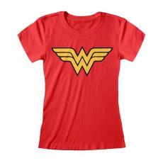 DC Comics Girlie Tričko Wonder Woman Logo Velikost M