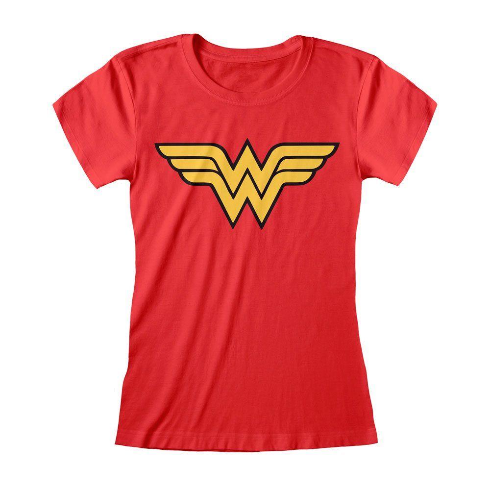 DC Comics Girlie Tričko Wonder Woman Logo Velikost M Heroes Inc