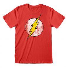 DC Comics Tričko Flash Logo Velikost S