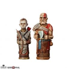 God of War Soška 2-Pack Atreus' Toys 16-18 cm