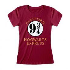 Harry Potter Dámské Tričko Bradavice Express Velikost M