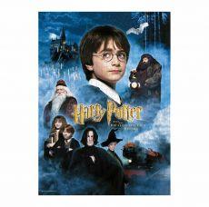 Harry Potter Jigsaw Puzzle Harry Potter and the Sorcerer's Stone Movie Plakát