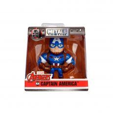 Kovová figurka Kapitán Amerika