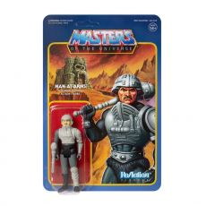 Masters of the Universe ReAction Akční Figure Man-At-Arms (Movie Accurate) 10 cm