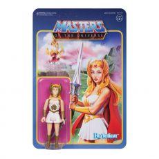 Masters of the Universe ReAction Akční Figure Wave 5 She-Ra 10 cm