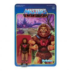 Masters of the Universe ReAction Akční Figure Wave 5 Grizzlor 10 cm