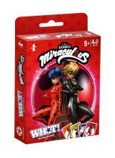 Miraculous: Tales of Ladybug & Cat Noir Card Game WHOT! Německá Verze