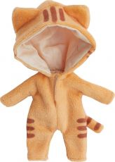Original Character Parts for Nendoroid Doll Figures Kigurumi Pajamas (Tabby Cat)