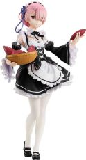 Re:ZERO -Starting Life in Another World- PVC Soška 1/7 Ram Tea Party Ver. 23 cm