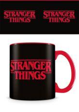 Stranger Things Hrnek Logo