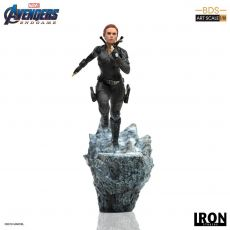 Avengers: Endgame BDS Art Scale Soška 1/10 Black Widow 21 cm