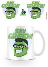 Avengers: Endgame Hrnek Say Green