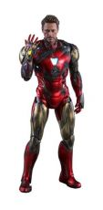Avengers: Endgame MMS Kov. Akční Figure 1/6 Iron Man Mark LXXXV Battle Damaged Ver. 32 cm