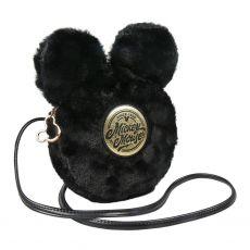 Disney Black Kolekce Plyšák Kabelka Bag Mickey